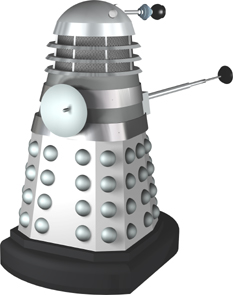 Dalek 2 from THE DALEK INVASION OF EARTH