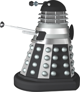 Dalek 4 from THE DALEK INVASION OF EARTH