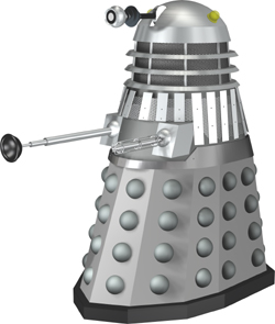 Dalek 7 from THE CHASE