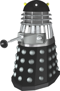 Dalek 9 from THE CHASE