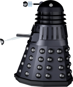 Dalek 17 from PLANET OF THE DALEKS