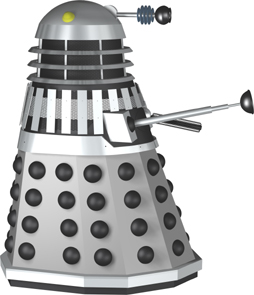 Dalek 22 from DEATH TO THE DALEKS