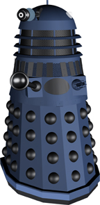 Dalek 25 from DESTINY OF THE DALEKS