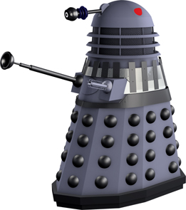 Dalek 29 from THE FIVE DOCTORS