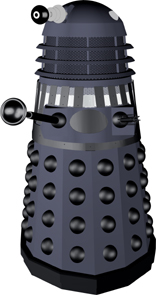 Dalek 31 from RESURRECTION OF THE DALEKS