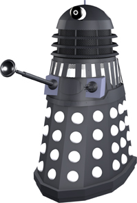 Dalek 33 from RESURRECTION OF THE DALEKS