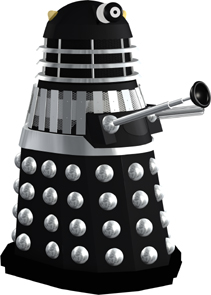 Dalek 36 from REMEMBRANCE OF THE DALEKS