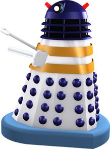 Dalek 38 from the film DOCTOR WHO AND THE DALEKS