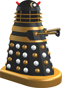 Dalek 40 from the film DOCTOR WHO AND THE DALEKS
